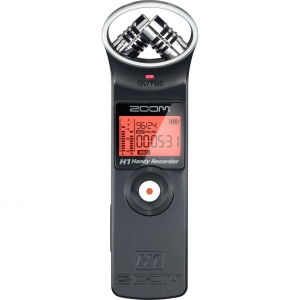 Zoom H1 High-definition portable audio recorder