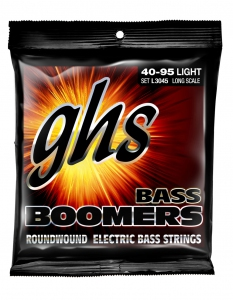 GHS BASS,BOOM,STD LNG,LIGHT