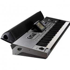 Korg PA3X-76 with PaAS amplification system