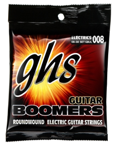 GHS EL GTR,BOOMER,ULTRA LIGHT,008