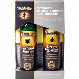 Music Nomad Premium Drum and Cymbal Care System MN112