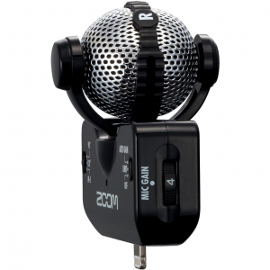 Zoom iQ5 - Professional stereo microphone for iOS devices