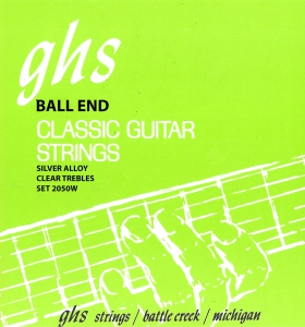 GHS CL GTR,BALL,CLR/SILVR