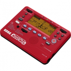 Korg Beat Boy - Drum machine / recorder / tuner for guitar and bass