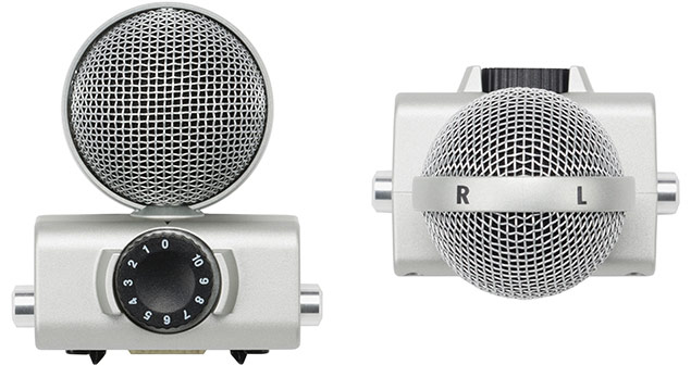 Zoom H6 Mid-Side Microphone